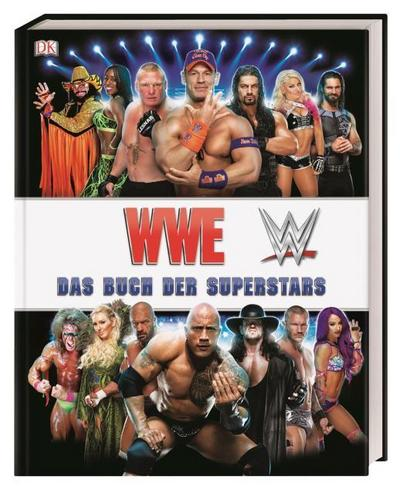 WWE - Das Buch der Superstars