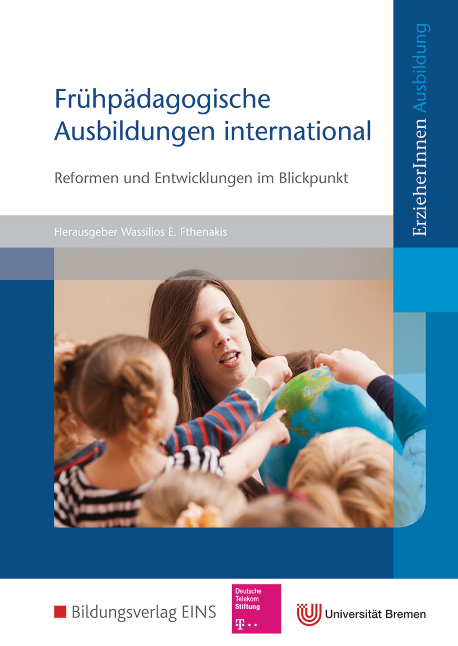 Frühpädagogische Ausbildungen international Wassilios Fthenakis 9783427127314