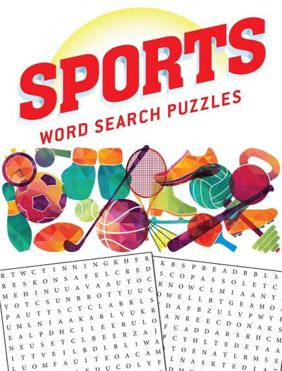Sports Word Search Puzzles