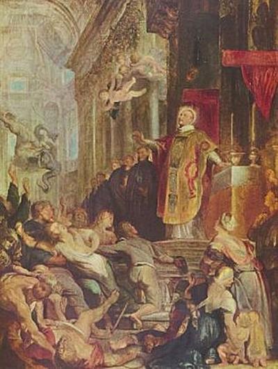 Peter Paul Rubens - Die Wunder des Hl. Ignatius von Loyola - 1.000 Teile (Puzzle)