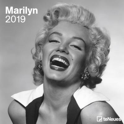 Marilyn 2019 Broschürenkalender