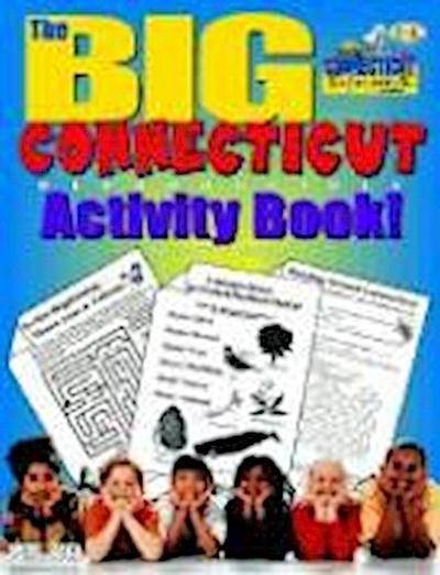 The Big Connecticut Activity Book!