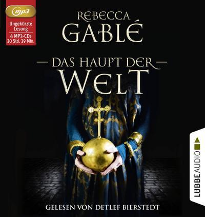 Das Haupt der Welt; Otto der Große; Deutsch; Spieldauer 1839 Min, 212 Tracks