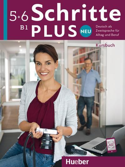 Schritte plus Neu 5+6. Kursbuch