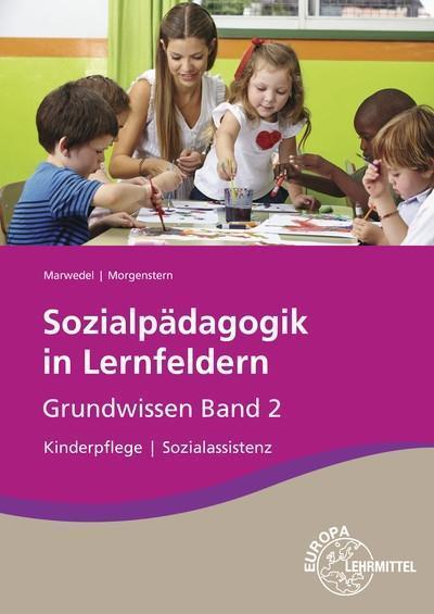 Sozialpädagogik in Lernfeldern Grundwissen Lernfelder 5-8. Bd.2
