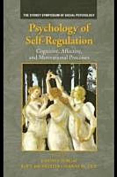 Psychology of Self-Regulation