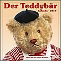 Der Teddybär 2019 - Broschürenkalender - Wandkalender