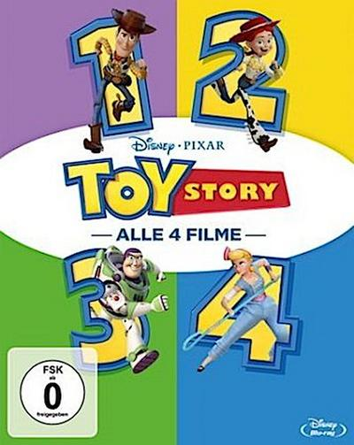 Toy Story 1-4