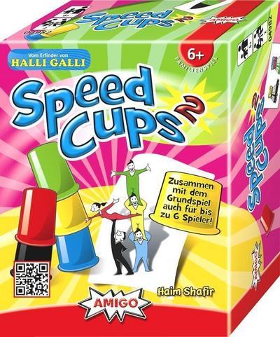 Amigo 04982 - Speed Cups 2