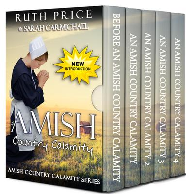 An Amish Country Calamity 5-Book Boxed Set (Lancaster County Yule Goat Calamity, #6)