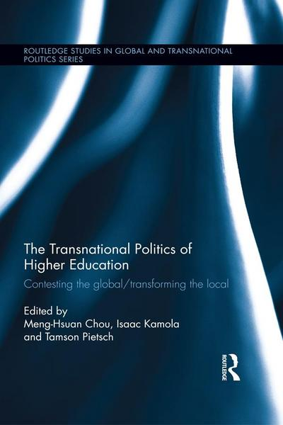 The Transnational Politics of Higher Education