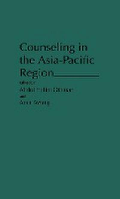 Counseling in the Asia-Pacific Region