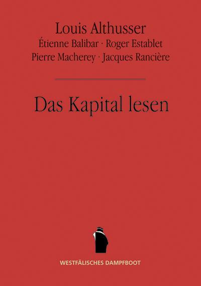 Das Kapital lesen