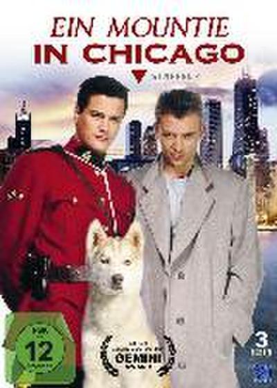 Ein Mountie in Chicago - Staffel 4 DVD-Box