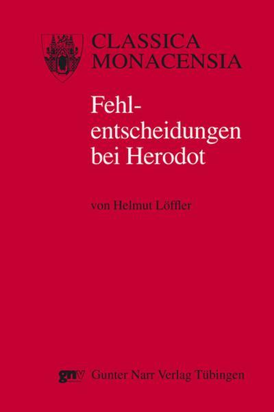 Fehlentscheidungen bei Herodot