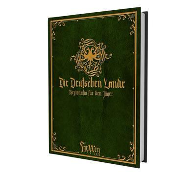 HeXXen 1733: Die Deutschen Lande - Regionalia für den Jäger