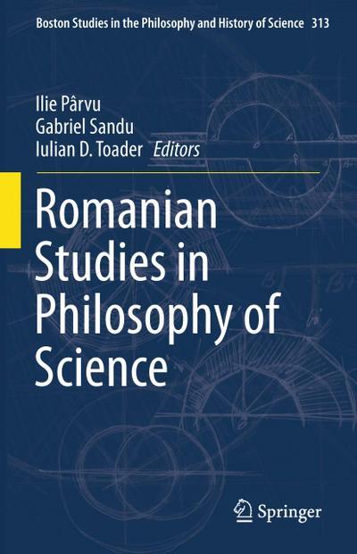Romanian Studies in Philosophy of Science