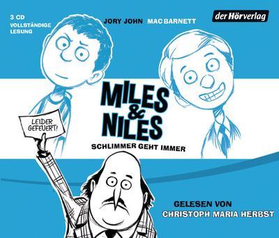 Miles & Niles 02. Schlimmer geht immer