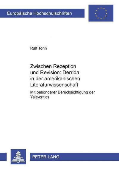 Zwischen Rezeption und Revision: