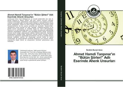 Ahmet Hamdi Tanpinar'in