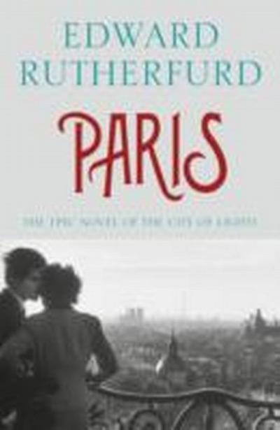 Paris, English edition