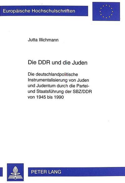 Die DDR und die Juden
