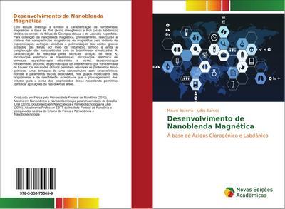 Desenvolvimento de Nanoblenda Magnética