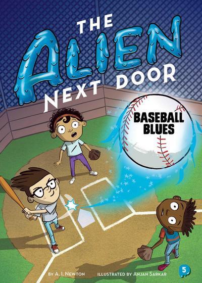 The Alien Next Door: Baseball Blues