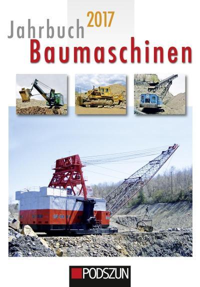 Jahrbuch Baumaschinen 2017