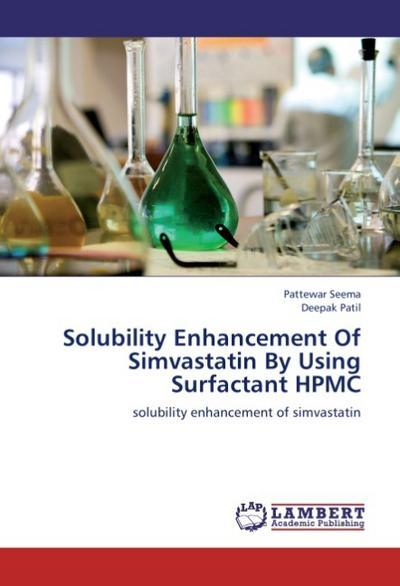 Solubility Enhancement Of Simvastatin By Using Surfactant HPMC