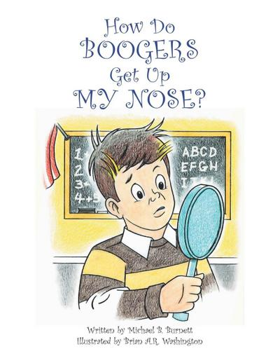 How Do Boogers Get up My Nose