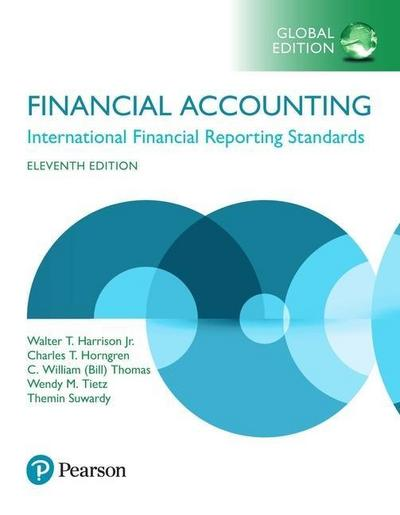 Financial Accounting, Global Edition