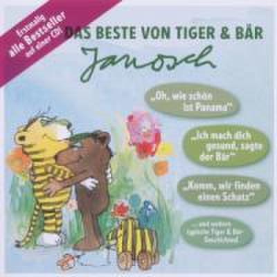 Das Beste von Tiger & Bär, 1 Audio-CD