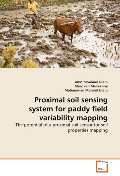 Proximal soil sensing system for paddy field variability mapping