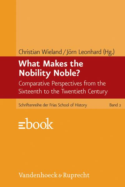 What Makes the Nobility Noble?
