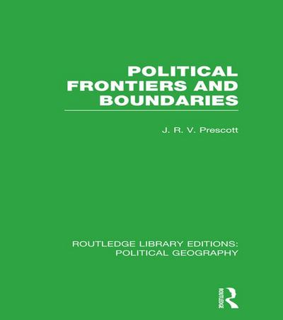 Political Frontiers and Boundaries