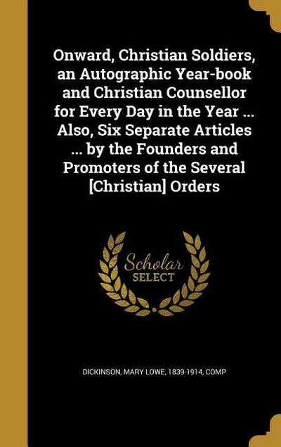 ONWARD CHRISTIAN SOLDIERS AN A