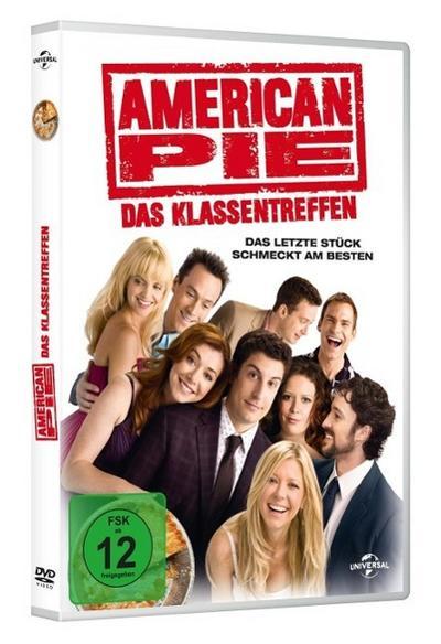 American Pie: Das Klassentreffen, 1 DVD