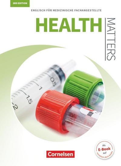 Health Matters A2/B1 - Schülerbuch