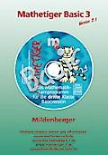Das Mathebuch Mathetiger Basic 3, CD-ROM