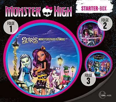 Monster High: Starter-Box