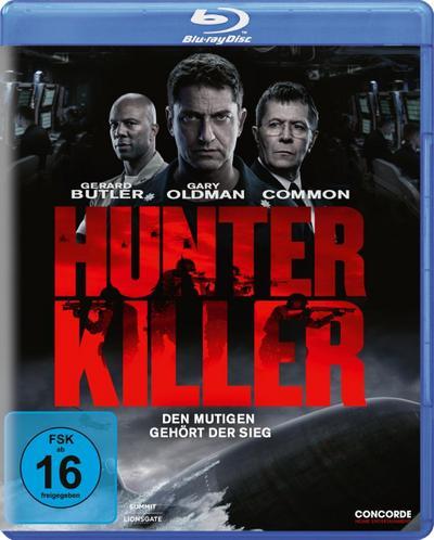 Hunter Killer, 1 Blu-ray