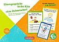 Elterngespräche in der Kita ohne Dolmetscher! 51 Bögen mit Begleitheft