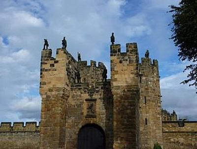 Alnwick Castle - 1.000 Teile (Puzzle)