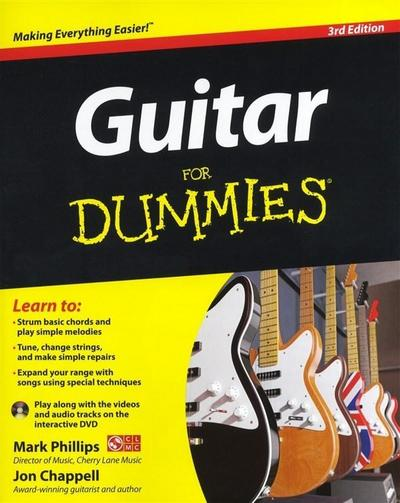 Guitar For Dummies: with DVD