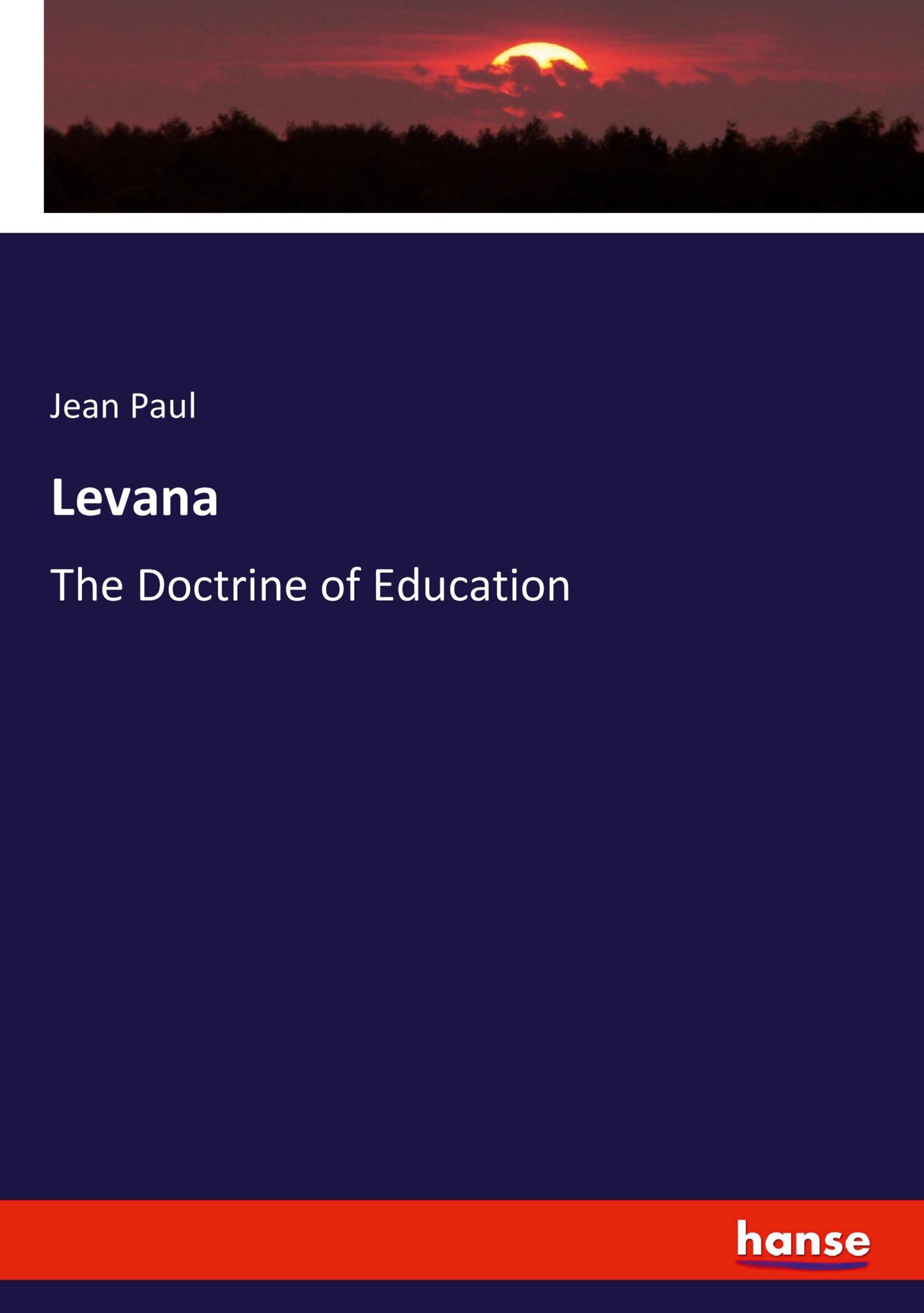 Levana Jean Paul