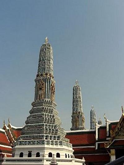 Bangkok - 200 Teile (Puzzle)