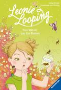 Leonie Looping, Band 4: Das Rätsel um die Bienen; HC - Erstleser; Ill. v. Kitzing, Constanze von; Deutsch; durchg. farb. Ill.