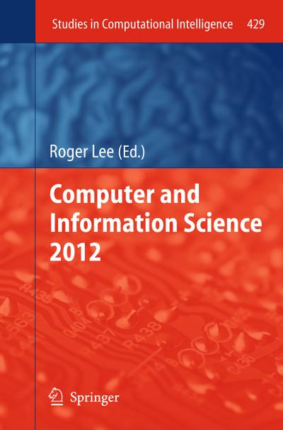 Computer and Information Science 2012