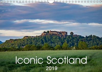 Iconic Scotland (Wall Calendar 2019 DIN A4 Landscape)